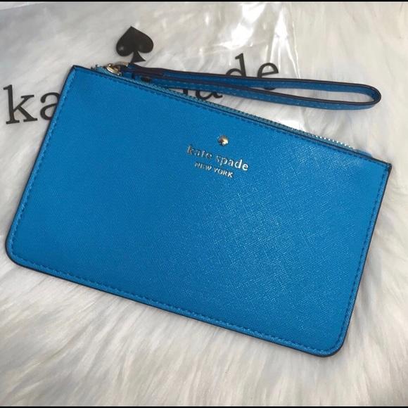 6918e11213 kate spade Handbags - Blue Womens Wristlet